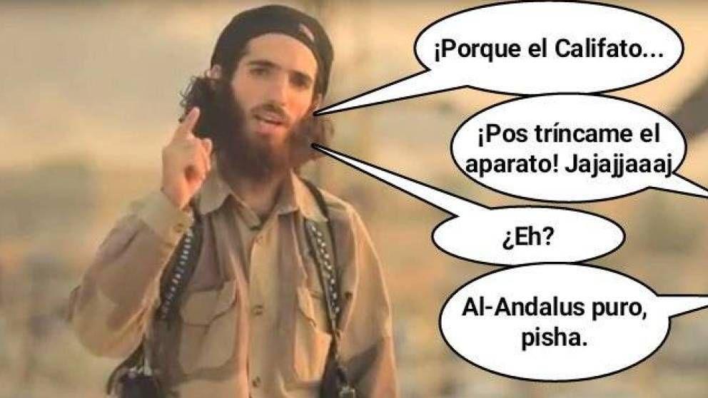 Del cordobés yihadista al Velaske yo soi guapa? Los virales más locos de 2017