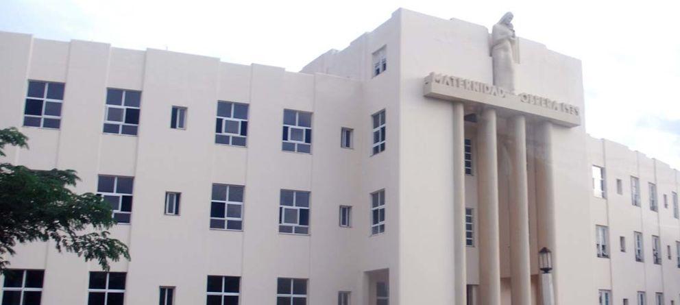 Foto: Hospital La Maternidad Obrera, en La Habana (EFE)
