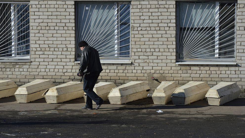 Que Kiev recoja a sus muertos