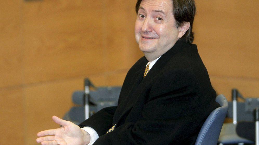 Foto: Imagen de archivo del periodista Federico Jiménez Losantos. (EFE)