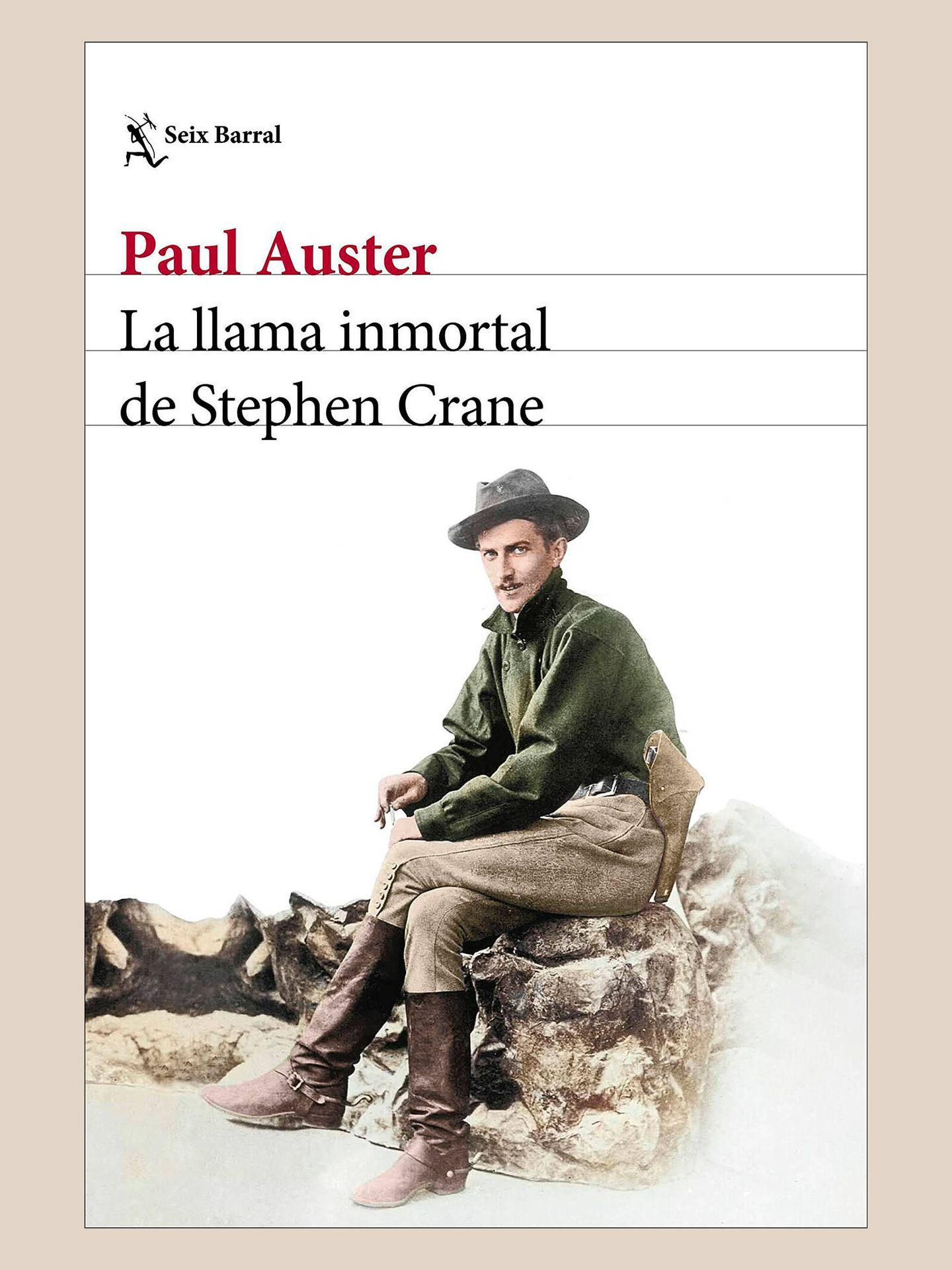 'La llama inmortal de Stephen Crane'