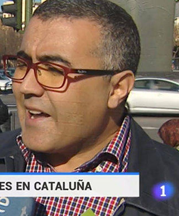 Foto: 'Telediario 1' de RTVE.