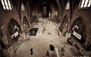 Países Bajos: iglesias que son bares