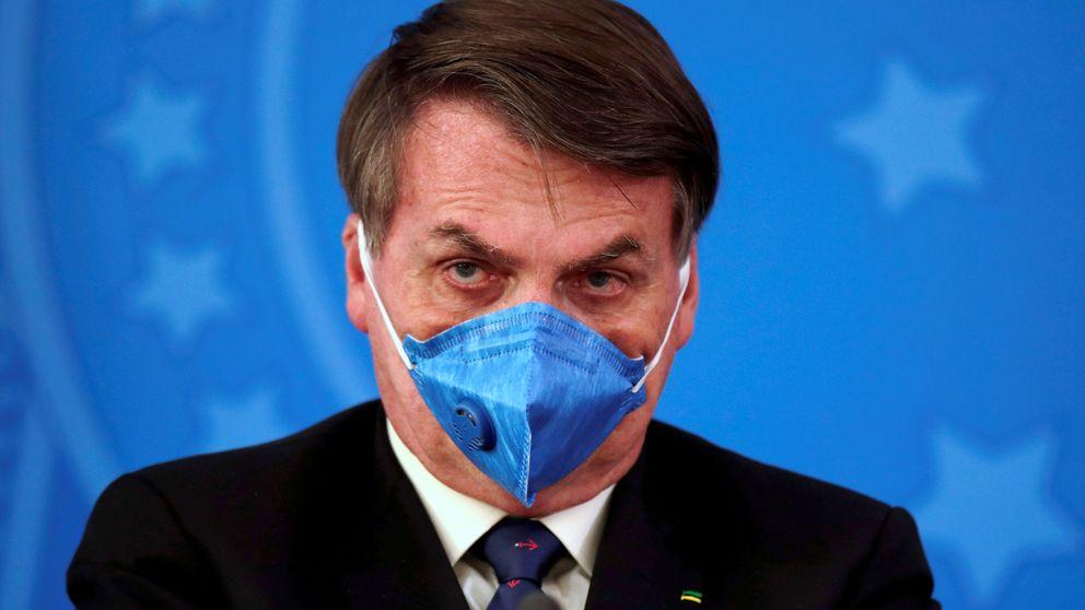 Jair Bolsonaro no tiene miedo al coronavirus: lo compara con un resfriadito