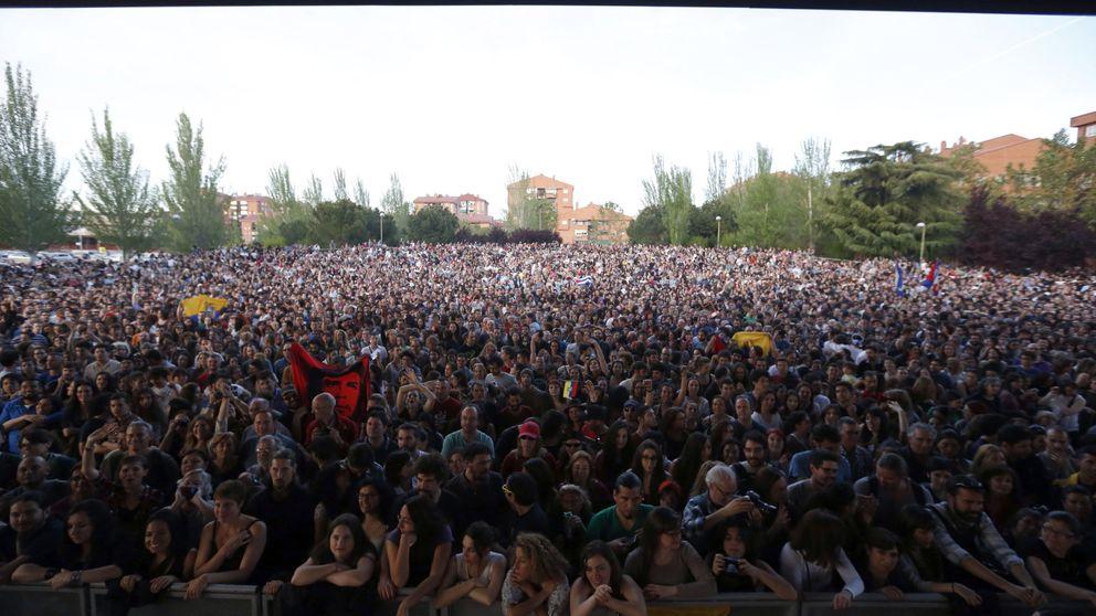 Silvio Rodríguez en Vallecas: el experimento Che Guevara no funcionó