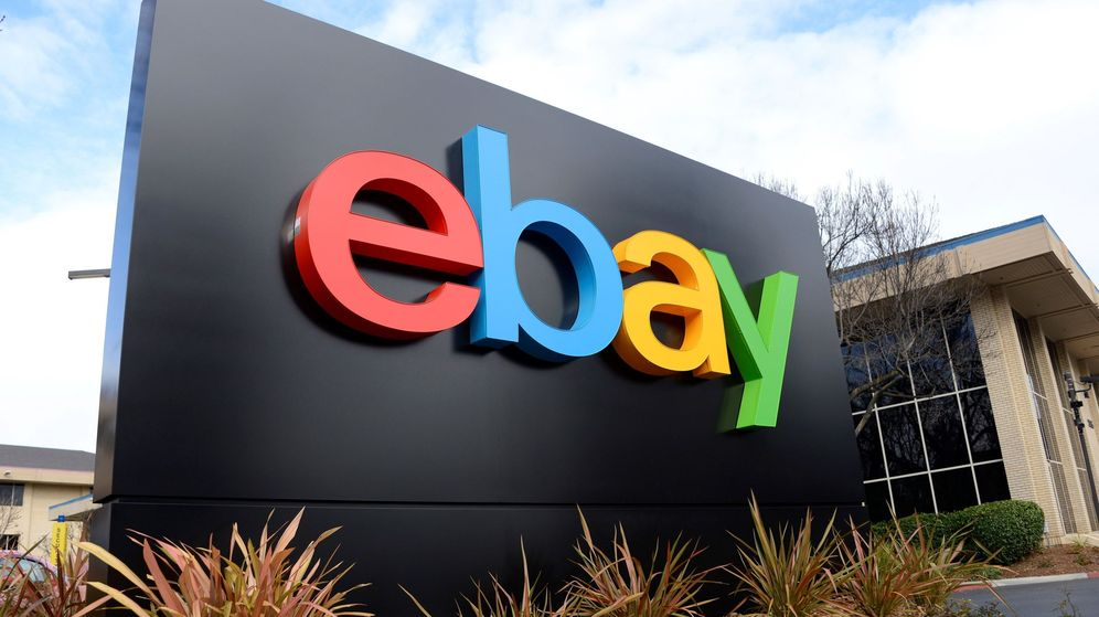 Foto: Entrada en la sede de Ebay, en la localidad californiana de San José. (Reuters)