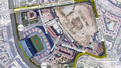 Pryconsa da el golpe y compra a Mahou su primer solar de Operación Calderón