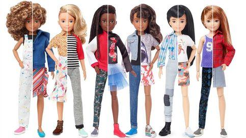 De Barbie al 'gender-inclusive': Mattel lanza su línea de muñecos de género inclusivo