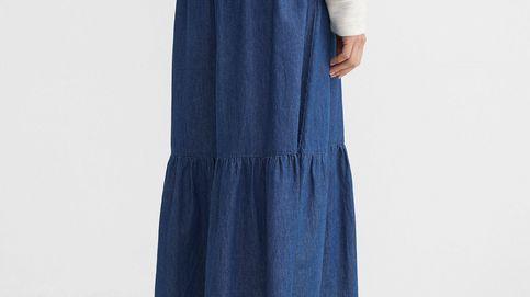Esta falda larga de Parfois tiene 'un no sé qué' que nos ha hecho querer lucirla todos los días