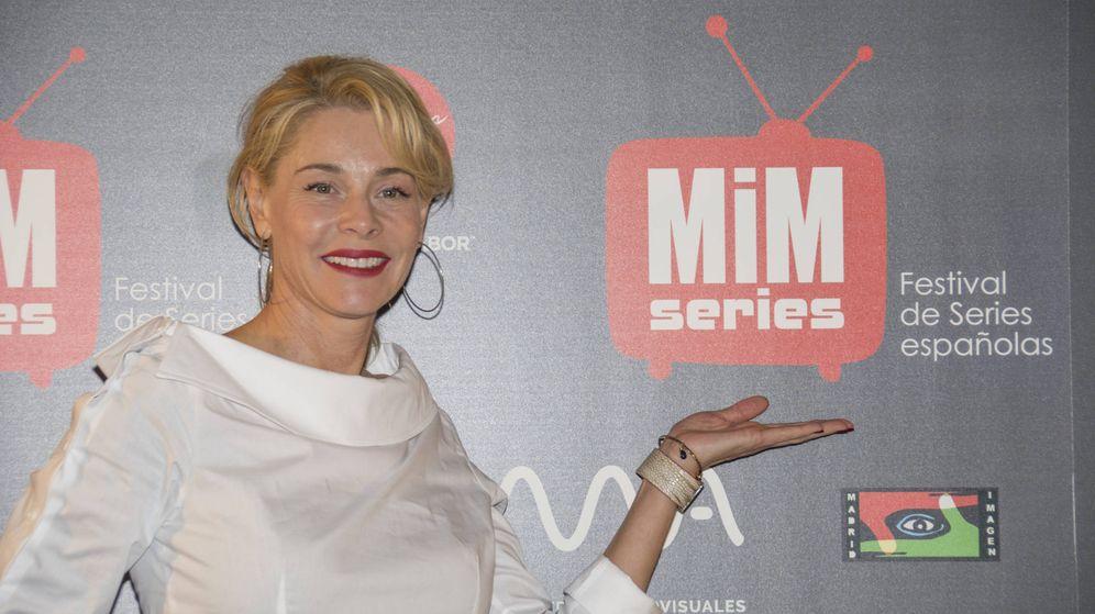 Foto: La actriz Belén Rueda, homenajeada en el Festival MiM Series.