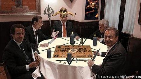 Las redes sociales se mofan de la cena del Rey en Casa Lucio
