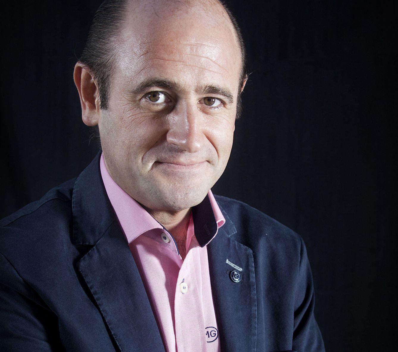 El periodista Fermín Urbiola