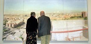 Post de Adiós a María Moreno, artista y esposa de Antonio López, pintor de la familia real