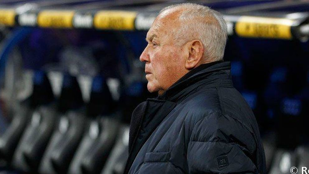 Muere Agustín Herrerín, el mítico delegado del Real Madrid