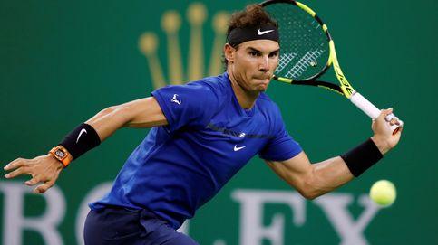 Rafa Nadal supera sin problemas a Donaldson en su estreno en Shanghai