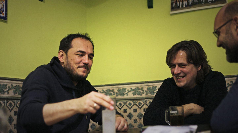 Ismael Serrano y Nacho Vegas (Enrique Villarino)