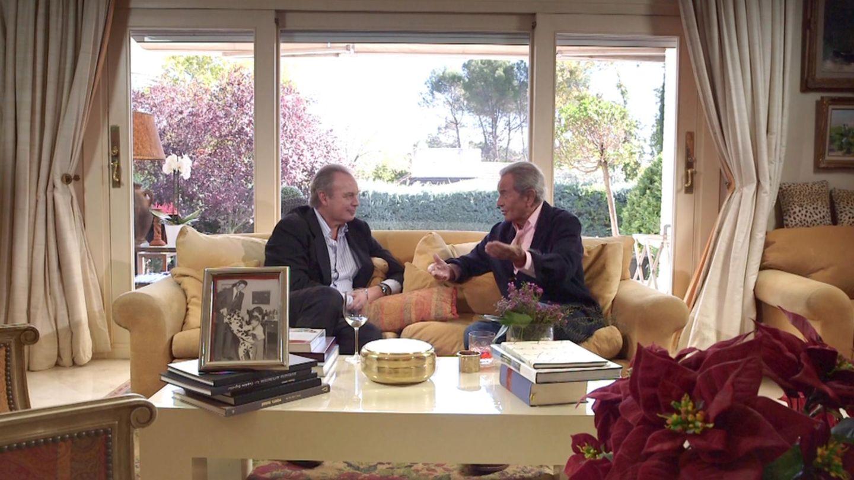 Bertín Osborne y Arturo Fernández