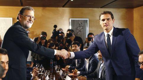 """El conjuro de julio: cuando Ciudadanos hizo """"viable"""" a  Rajoy"""