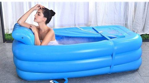 El 'jacuzzi de los pobres': burbujas, masajes y relax por poco más de 100€