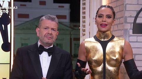 No es C-3PO, es Cristina Pedroche: el momento clímax de las campanadas