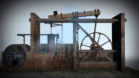La máquina de vapor del siglo XVIII sirve para el avance de la física cuántica