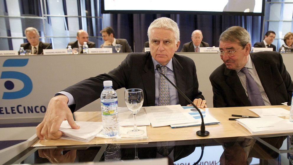 Mediaset admite avales de más de 40 millones para sus litigios judiciales