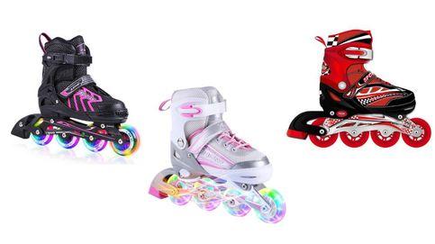 Los mejores patines en línea para niños y adultos aficionados a patinar