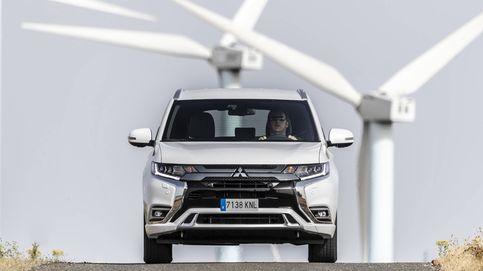Mitsubishi Outlander, un todocamino híbrido enchufable desde 31.700 €