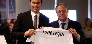 Post de Por qué Lopetegui tiene que hacerle la pelota a Cristiano Ronaldo