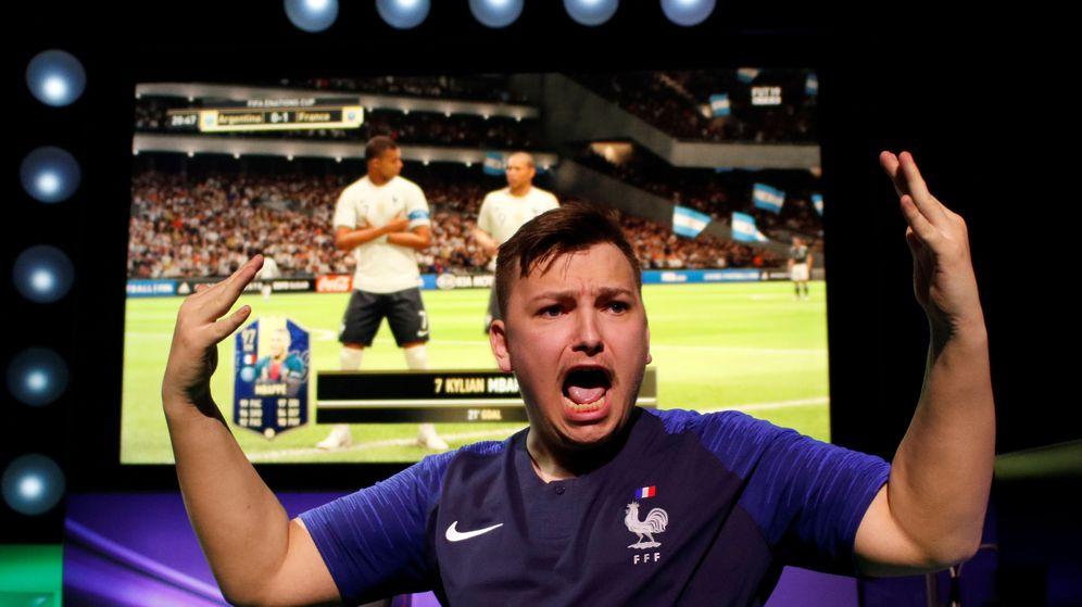 Foto: Imagen del FIFA eNations Cup celebrado en abril del año pasado. (REUTERS)