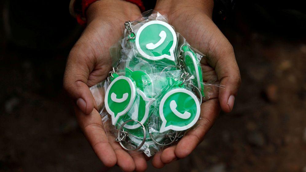 Foto: WhatsApp lanza su opción para hacer transferencias en la 'app': así funciona. (Reuters)