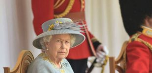 Post de Isabel II y el Trooping the Colour más triste: sin Felipe de Edimburgo y con restricciones