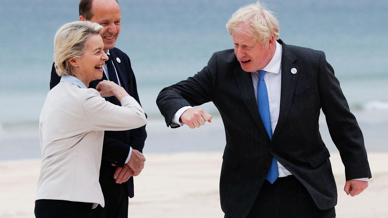 Reino Unido y la UE vuelven a chocar por Irlanda del Norte