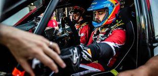 Post de El dinero que puede ganar Fernando Alonso por vencer en el 'rally' previo al Dakar