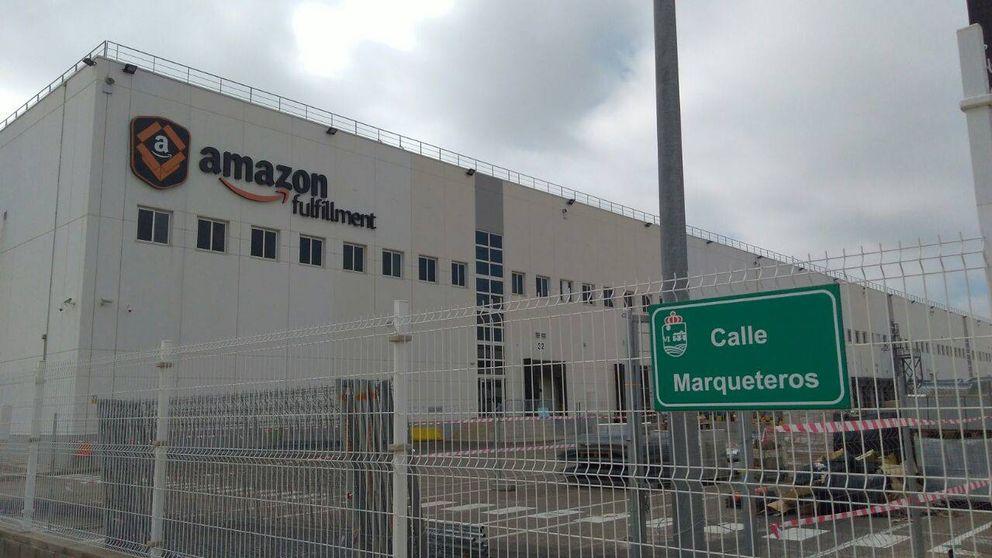 La otra cara de trabajar en Amazon España: Renuevas el domingo y se acaba el jueves