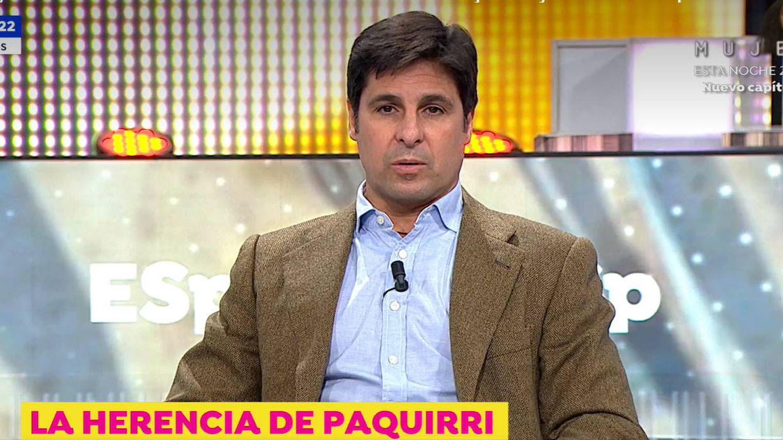 Fran Rivera se desquita en 'Espejo público' sobre el culebrón Pantoja: Hay gente que da vergüenza moral