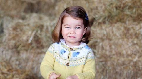 ¡Happy birthday! La princesa Charlotte cumple dos años