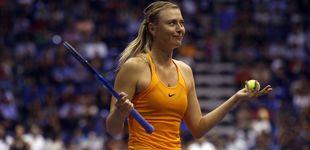 Post de La federación francesa no quiere invitar a Sharapova a Roland Garros