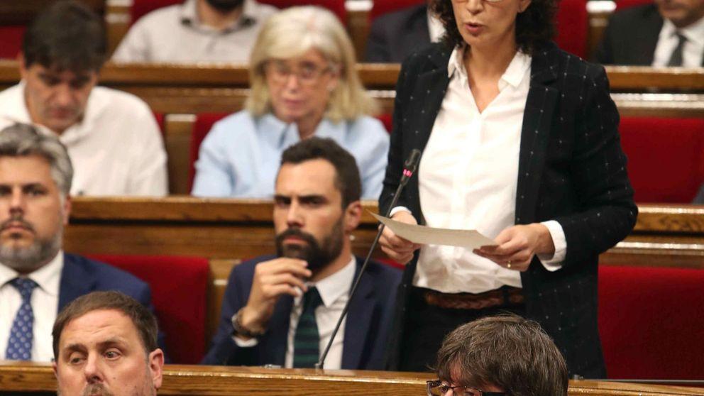 Junqueras: Marta Rovira como presidenta y acuerdos con los 'comuns'