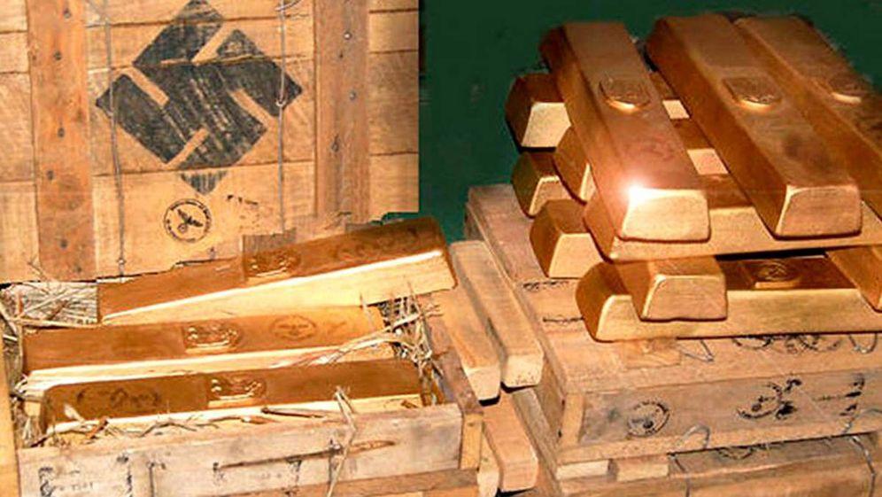 Foto: ¿Han encontrado el oro perdido de Hitler? (EFE)