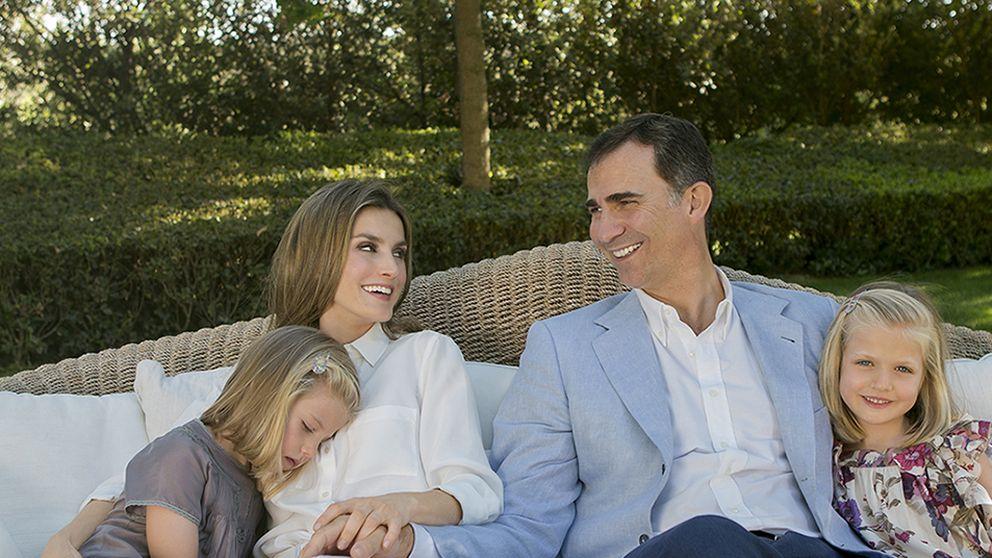 """Felipe y Letizia seguirán viviendo en """"el pabellón del príncipe"""""""