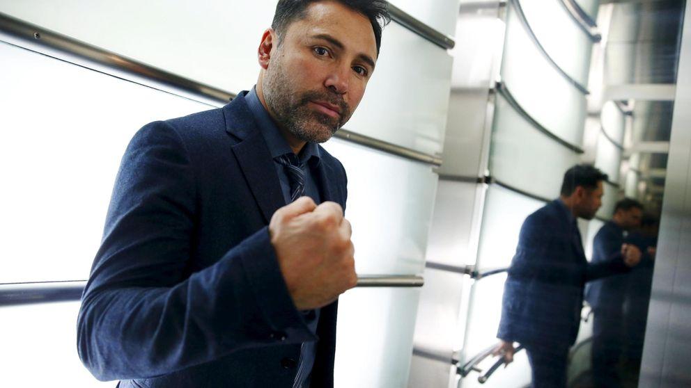 Nueva farsa en nombre del boxeo a la vista: De la Hoya reta a McGregor