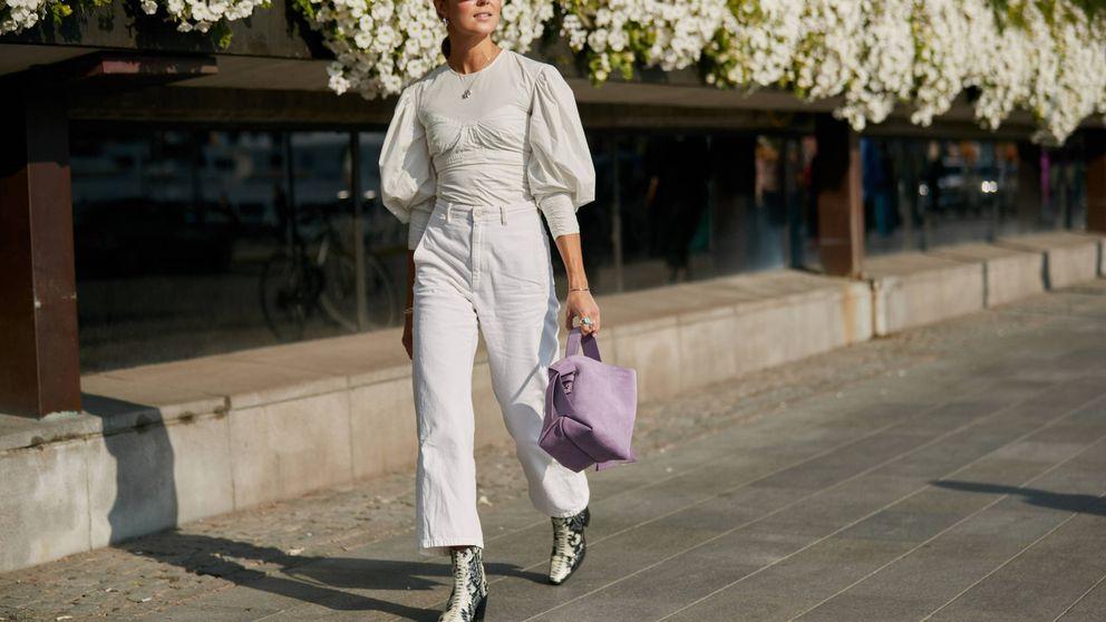 Misión fashion: dar con el vaquero blanco perfecto por menos de 30 euros