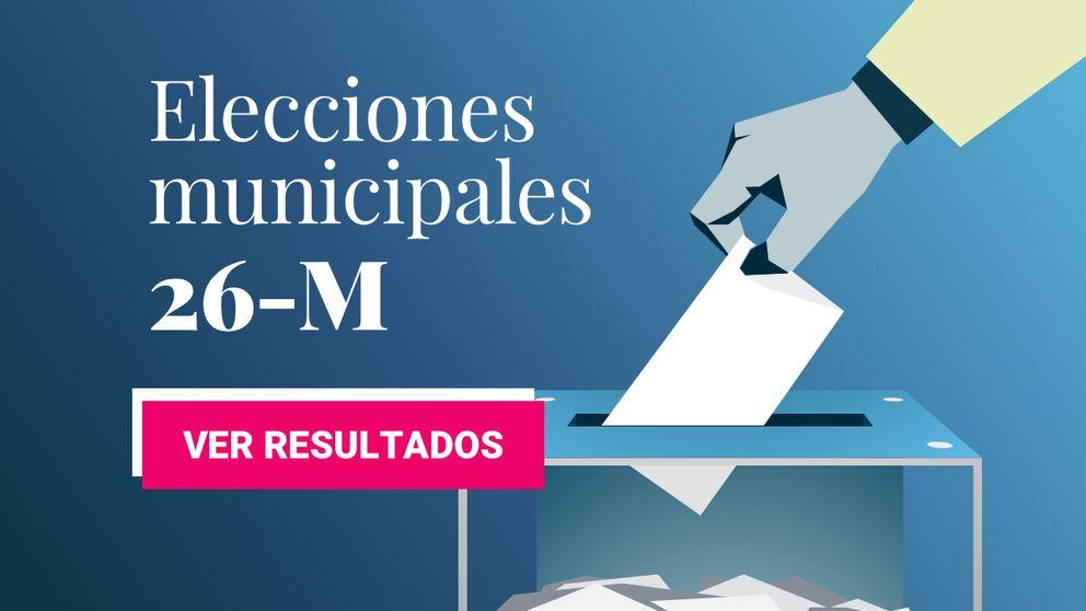 Resultados de las elecciones municipales 2019 en Tolox