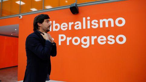 Toni Roldán, portavoz económico de Ciudadanos, deja el partido
