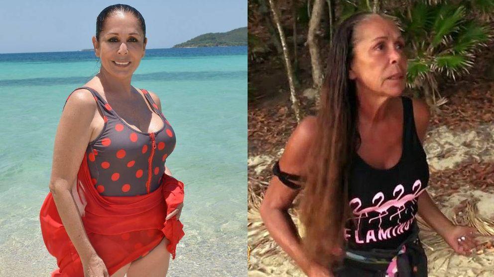 'Supervivientes 2019': antes y después de los famosos tras dos meses en la isla