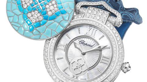 Chopard fusiona la alta relojería con la joyería