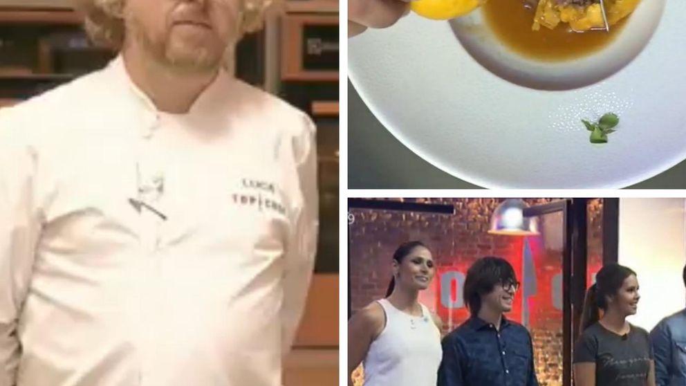 'Top Chef' - El trampantojo fulmina a Luca del concurso entre varias estrellas