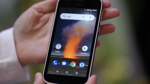 Android Go: llegan los móviles por menos de cien euros que no te harán sentir un paria