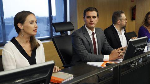 PGE: C's exige no subir el IRPF y pinchar 1.000 millones de la burbuja política